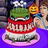 Gruselige Kuchen Dekorateur Spiel