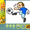 Malvorlagen Sport Spiel