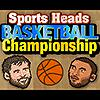 Sports Heads Basketball Championship Spiel