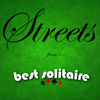 Straßen-Solitaire Spiel