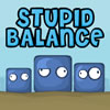 Dumme Balance Spiel