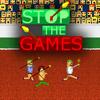 Stop the Games Spiel