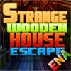 Seltsame Holzhaus Escape Spiel
