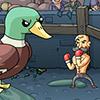 Super Ente Punch Spiel