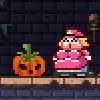 Super Maria Halloween Spiel
