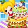 Super süße Weihnachtskuchen Spiel