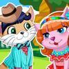 Süße Kitty Datum Spiel