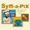 Sym-a-Pix Light Vol 1 Spiel