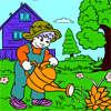The Garden Spiel