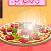 Tomato Pizza Spiel