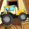 Tractor Racer With Score Spiel