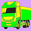 Transport Auto Färbung Spiel
