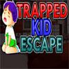 Eingeschlossenes Kind Flucht Spiel