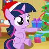 Twilight Sparkle Weihnachtstag Spiel