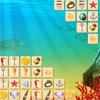 Unterwasser-Schätze Mahjong Spiel