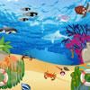 Unterwasser-Deko Spiel