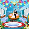Unter Wasser Prom Party Spiel