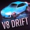 V8 Drift Spiel