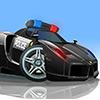 V8-Polizei-Parkplatz Spiel