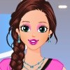 Valentine Style Queen Dress Up Spiel