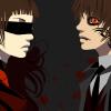 Vampir-paar Halloween Dress Up Spiel