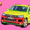 Volkswagen Touareg Auto Spiel