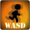 WASD Spiel