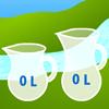 Water Jars Spiel