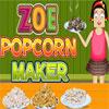 Zoe Popcorn Maker Spiel