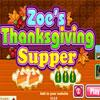 Zoes Thanksgiving Supper Spiel