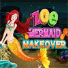 Zoe Mermaid Makeover Spiel