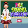 Zoe Schulprojekt Spiel